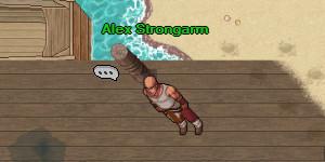 bloodstone alex strongarm
