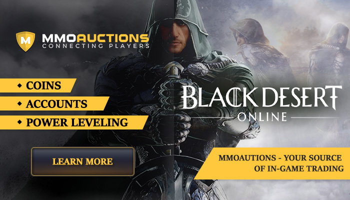 best MMOAuctions BDO offers
