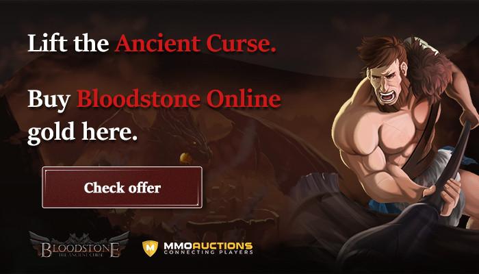Bloodstone market