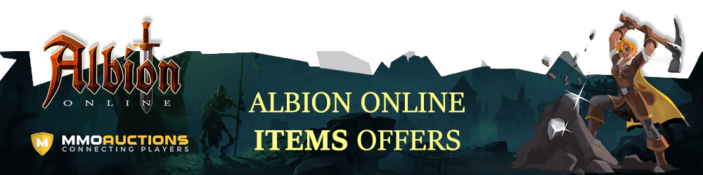 albion online items