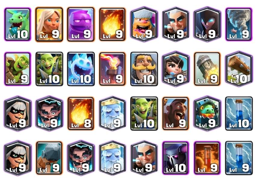 cr decks strength 10