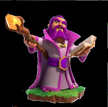 coc heroes grand warden