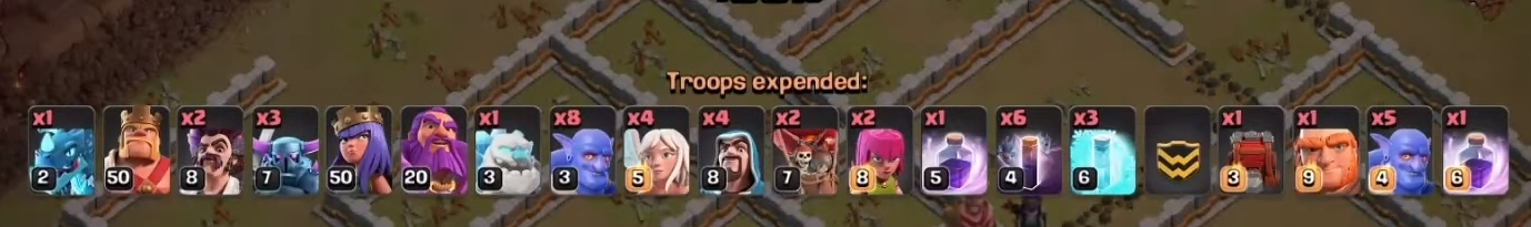 coc th11 strategy pekka bobat