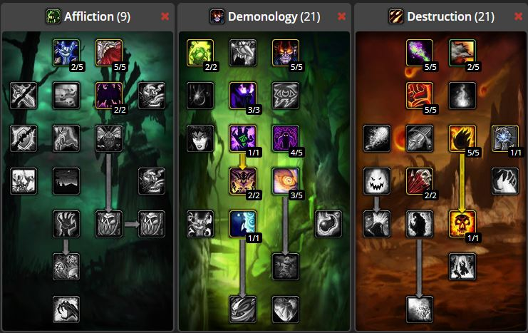 ds ruin warlock