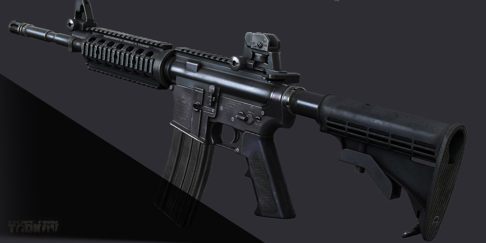 assault rifles escape from tarkov