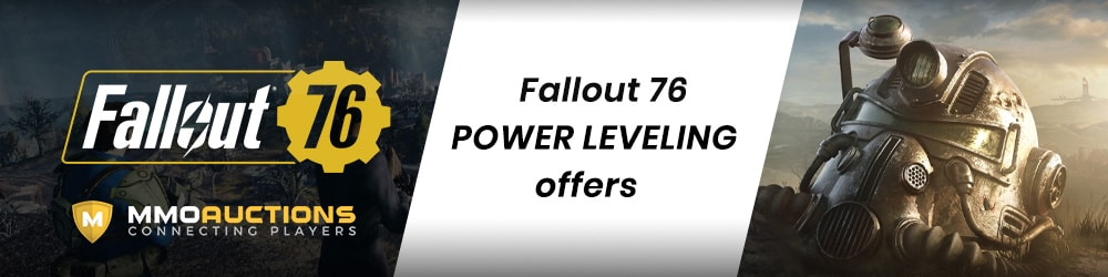 fallout 76 power leveling