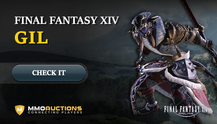 check best FFXIV Gil offers in MMOAuctions marketplace