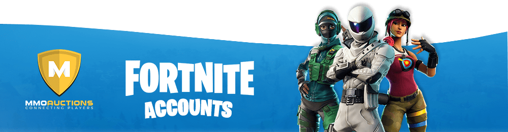 buy fortnite accounts