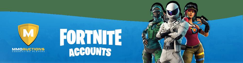 buy fortnite accounts