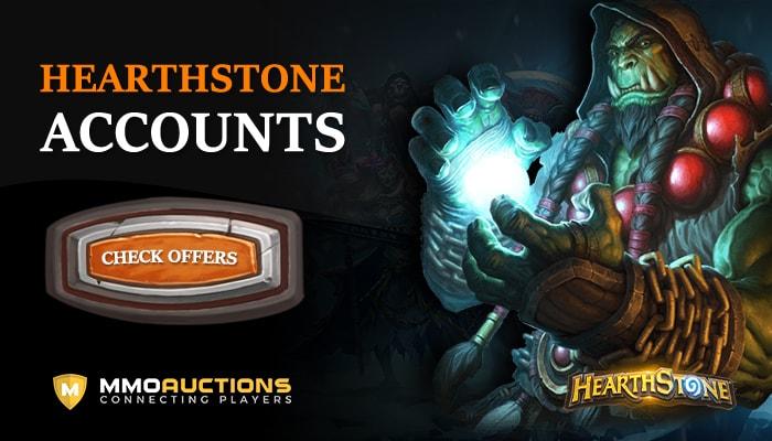 Heartstone Accounts