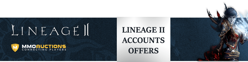 lineage 2 accounts