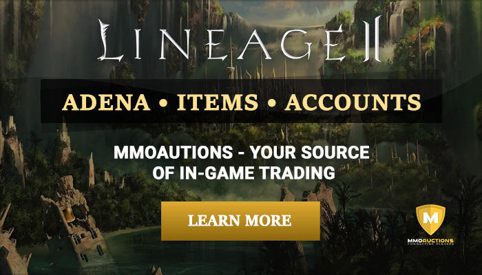 L2 Offers at mmoauctions marketplace