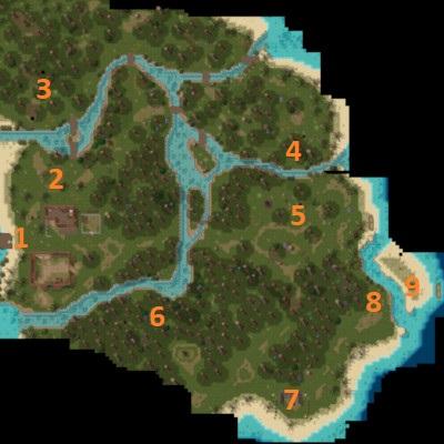 bloodstone map