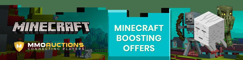 Minecraft Boosting