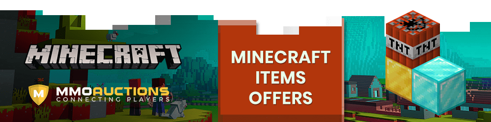 Buy Minecraft Items