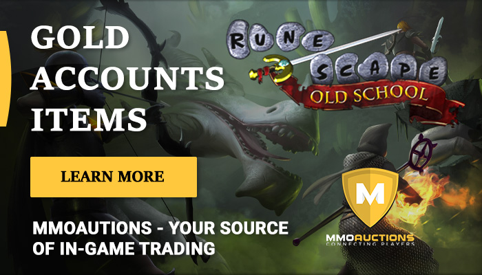 MMOAuctions OSRS Marketplace