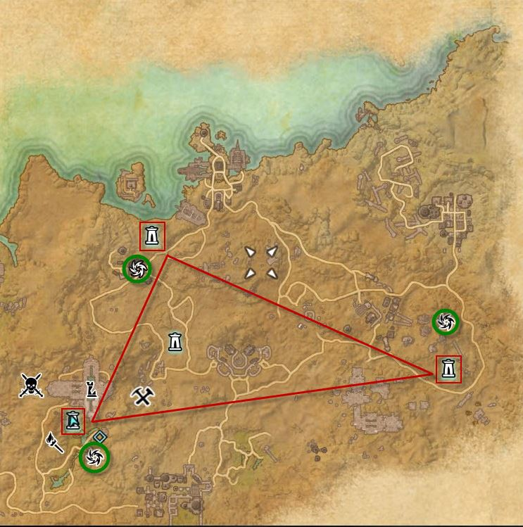 eso leveling spots