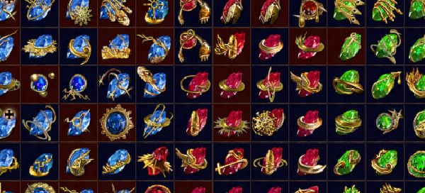 Path of Exile Gems