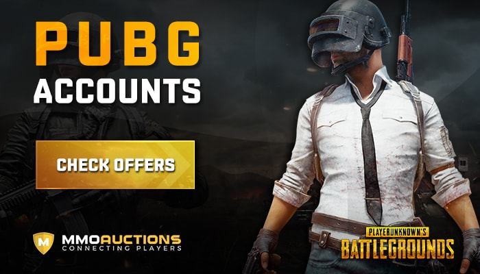 PUBG Accounts