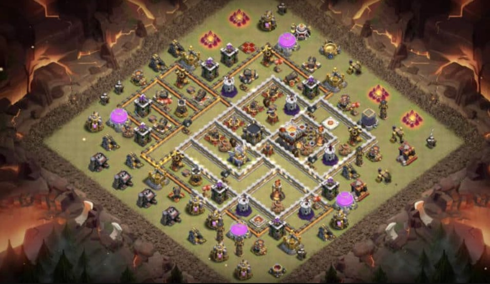 TH11 war base download link