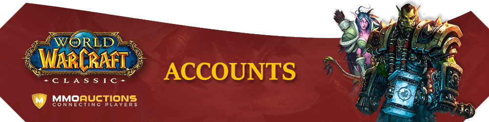 buy wow accounts