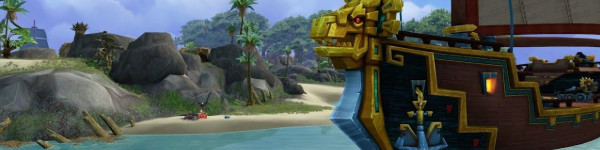 wow island expeditions ship