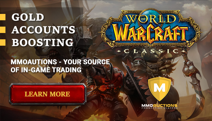 check WoW offers in MMOAuctions Marketplace