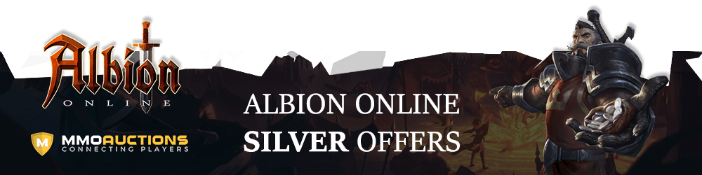 albion online silver
