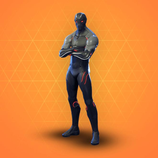 Fortnite Omega outfit skin