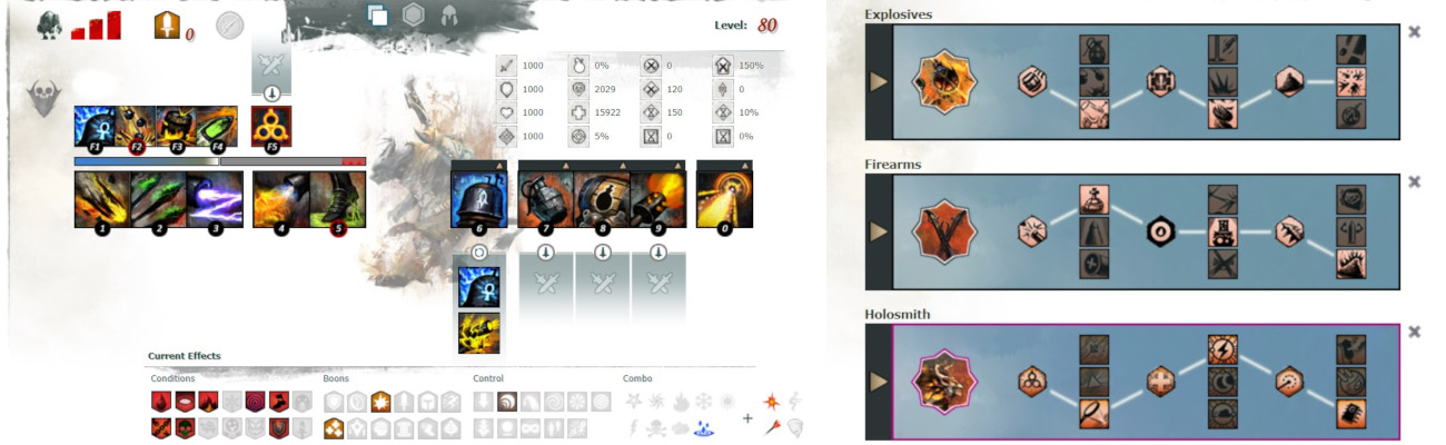 Guild Wars 2 Engineer Guide, Build - Let's Use Some Crazy