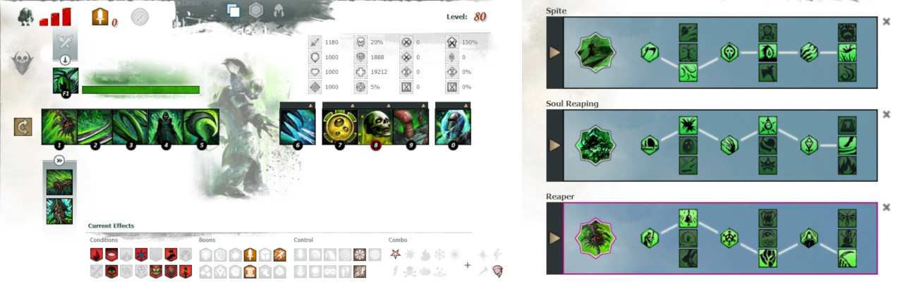Reaper Greatsword Build