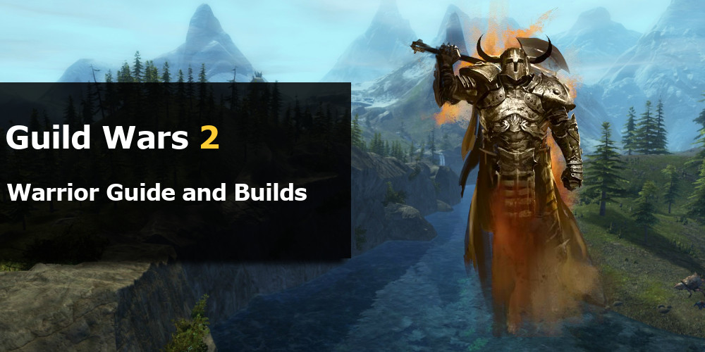 Guild Wars 2 Warrior Guide - Some GW2 Warrior Build Will Surprise