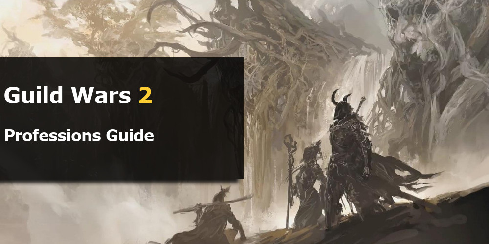 Guild Wars 2 Classes Guide - Find Yourself The Perfect