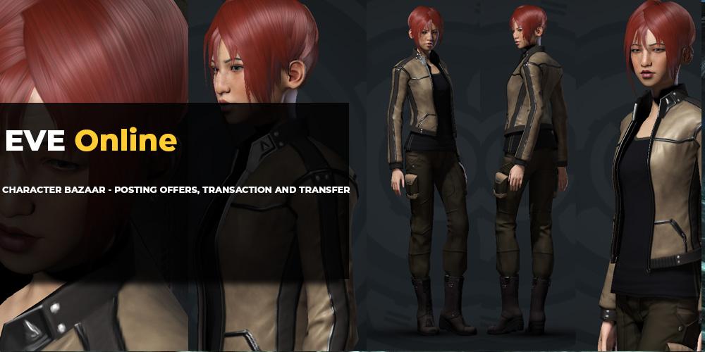 EvE Online Character Bazaar