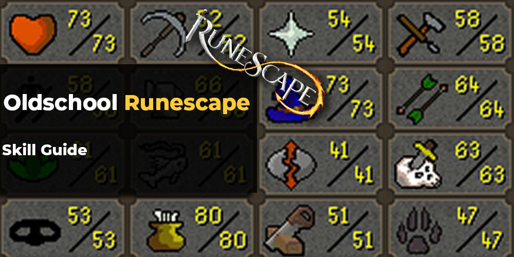 OSRS Fishing guide - level up as an Angler in OldSchool RuneScape