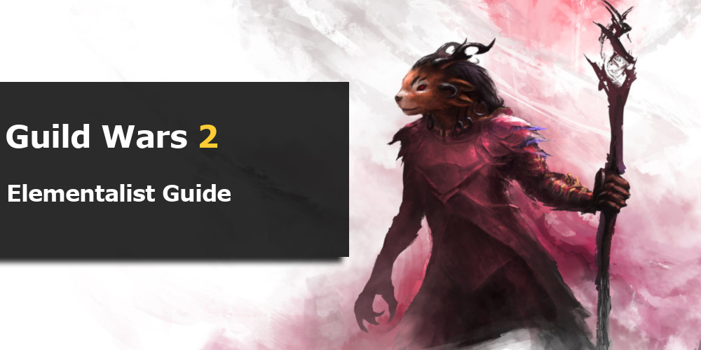 Guild Wars 2 Ranger Guide, Build - Nature Is Your Ally! | MMO Auctions