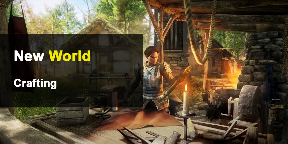 New World Crafting Guide