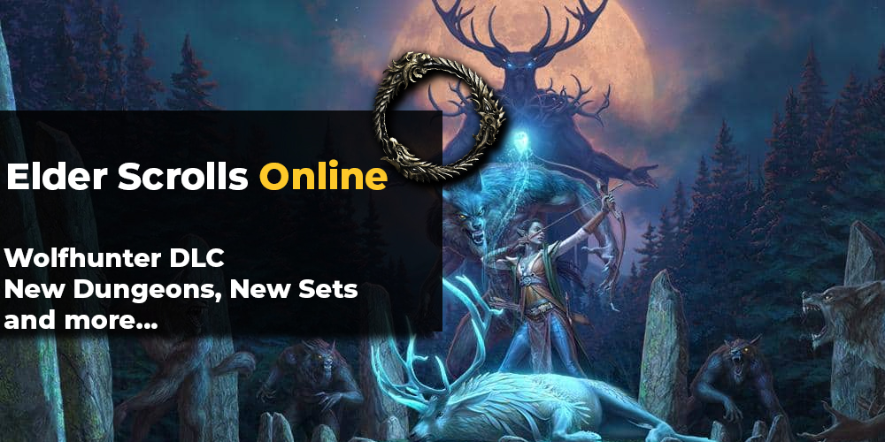 Elder Scroll Online Wolfhunter Release