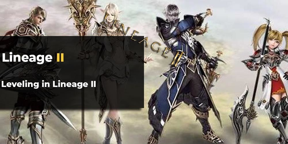 Lineage 2 Leveling guide