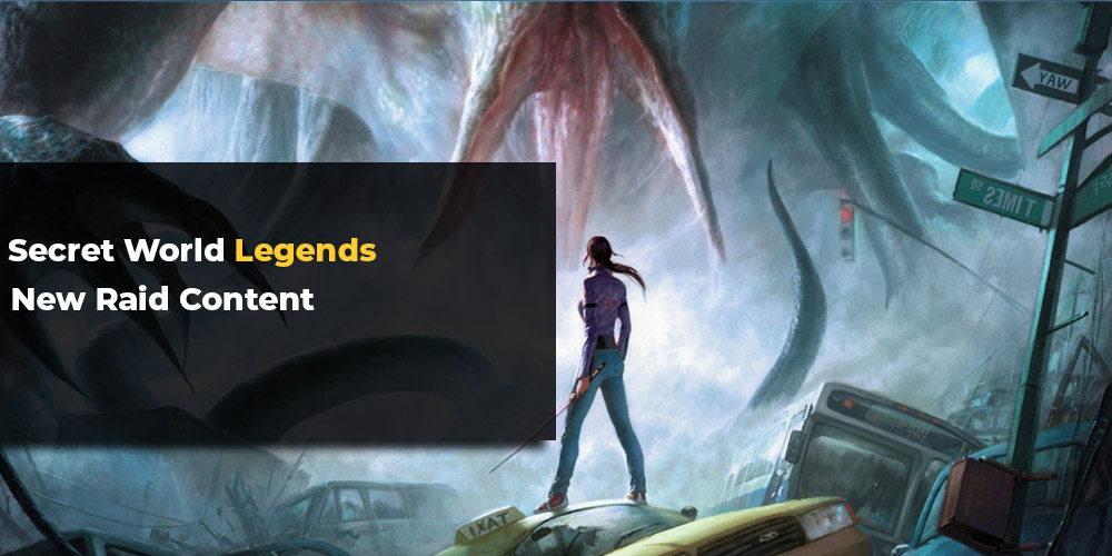 New Secret World Legends raid