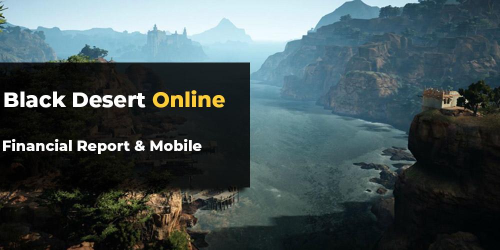 Black Desert Online Mobile release