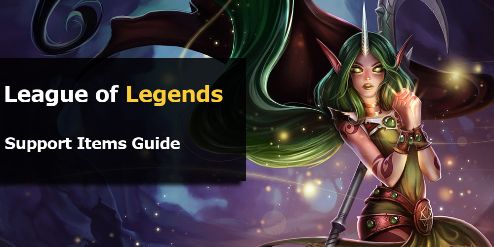 lol support items guide