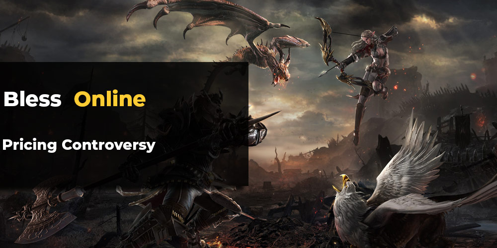 Bless Online New Pricing