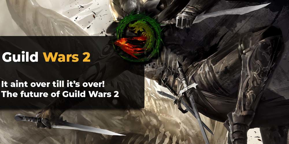 Guild Wars 2 New update - Check GW2 Next Expansion