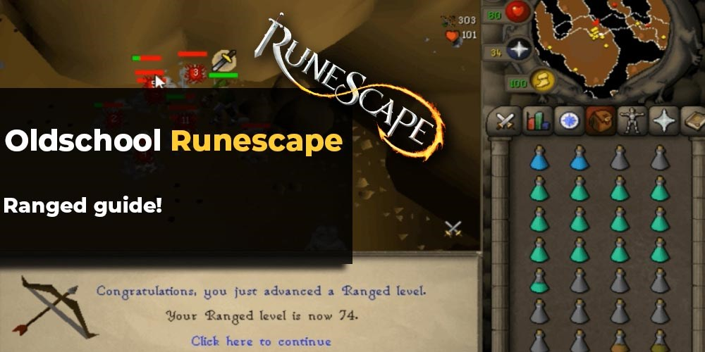 OSRS Ranged guide