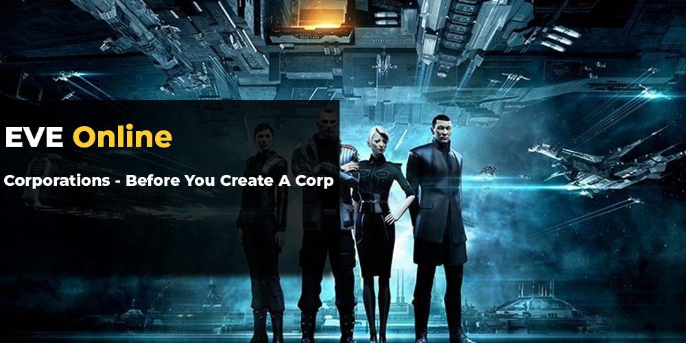 EvE Online Corporations