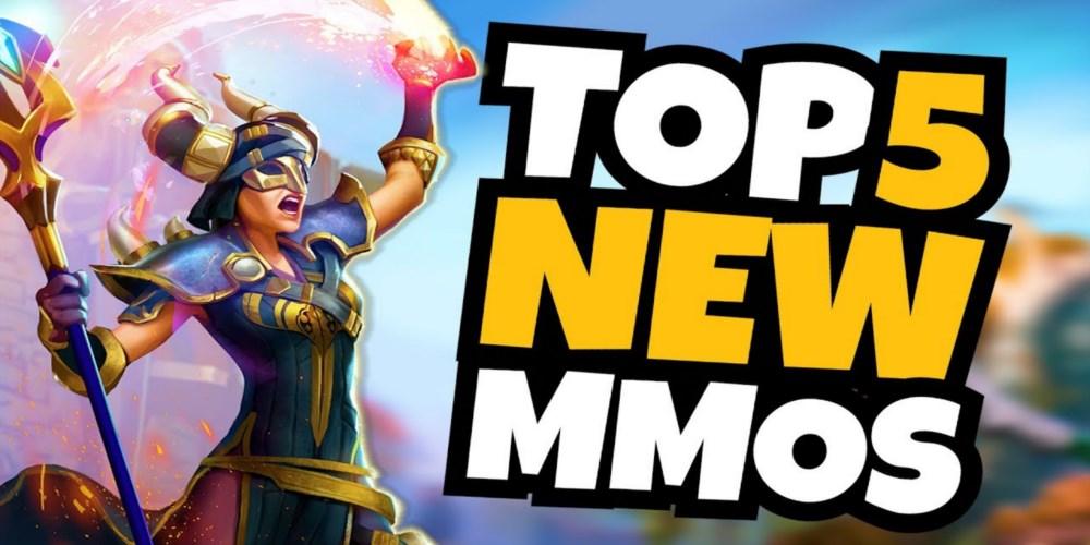 5 upcoming MMO worth taking a look at