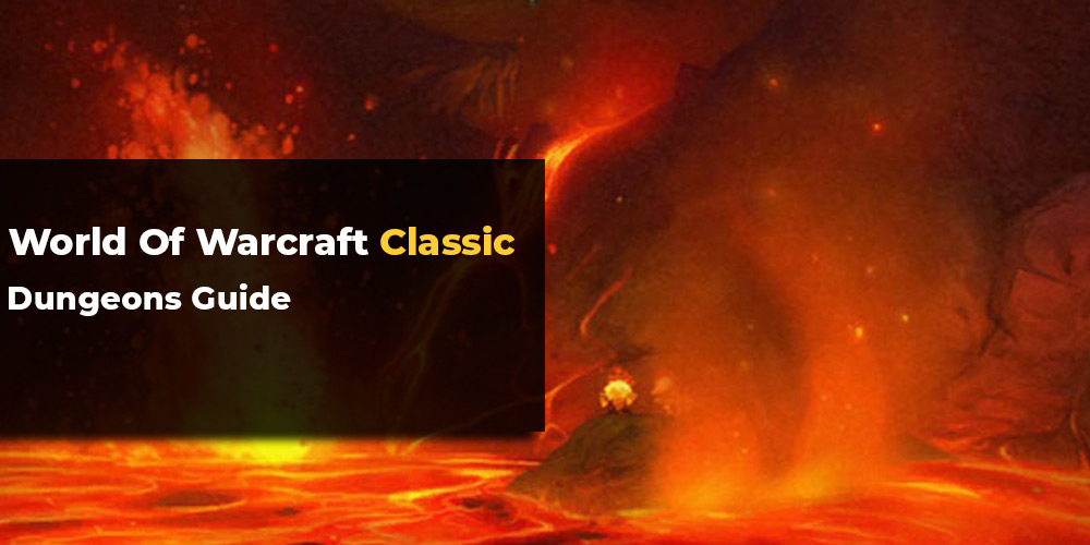 classic wow dungeons