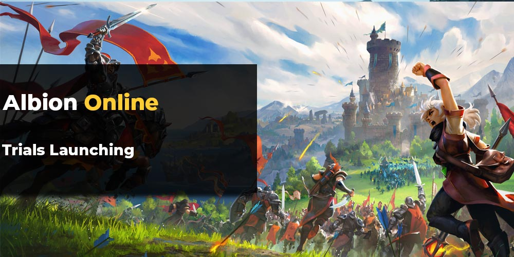 Albion Online launches trials