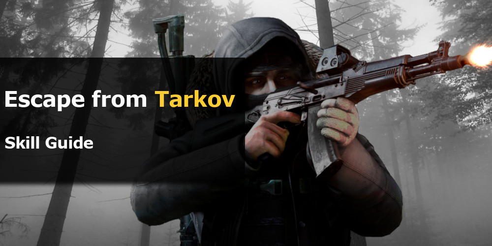 Escape from Tarkov Skills